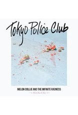 (LP) Tokyo Police Club - Melon Collie and the Infinite Radness (Part 1 & 2)