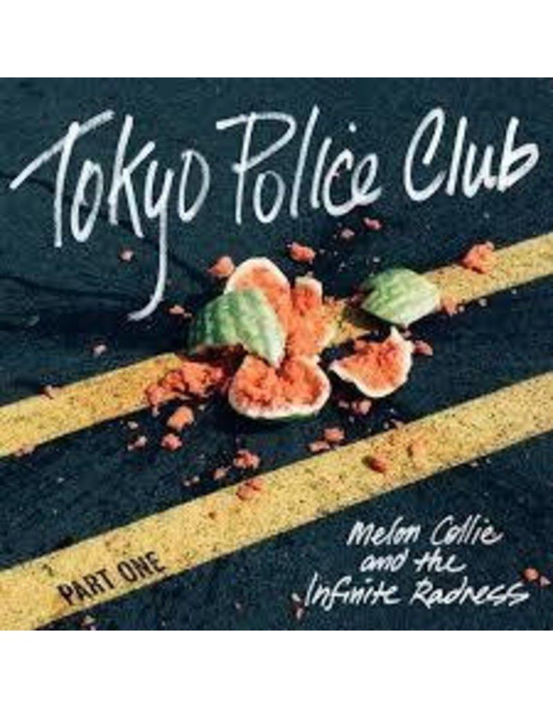 (CD) Tokyo Police Club - Melon Collie & the Infinite Radness (Part 1)
