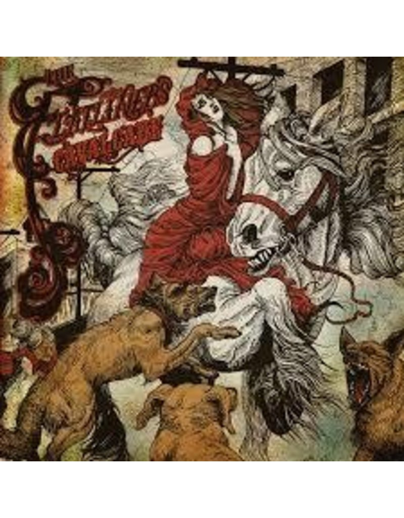 (LP) Flatliners - Cavalcade