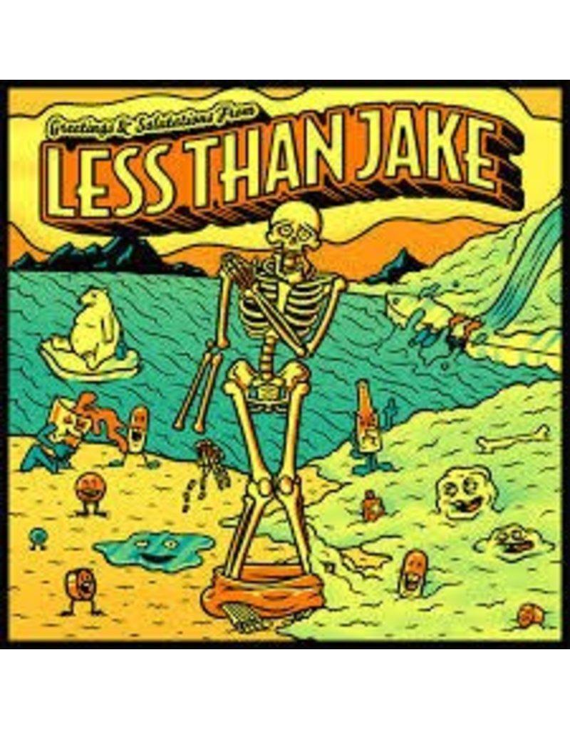 (LP) Less Than Jake - Greetings & Salutations