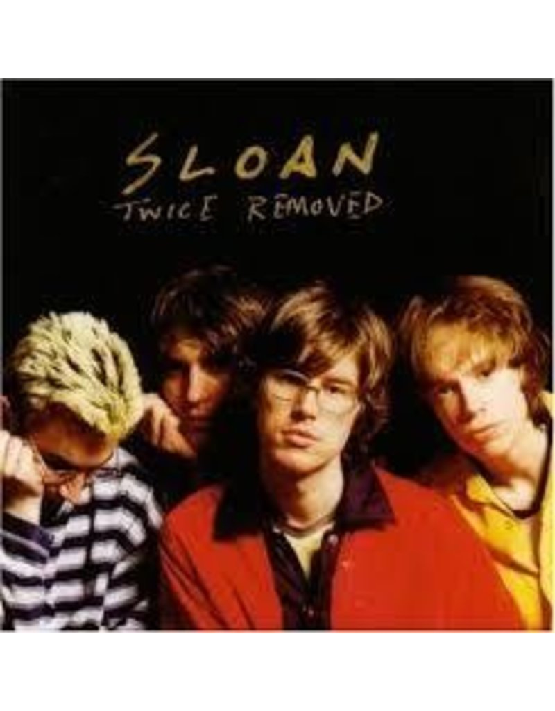 (LP) Sloan - Twice Removed (Reissue)