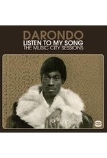 (LP) Darondo - Listen To My Song: the Music City Sessions