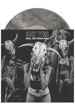 (LP) Say Yes - Real Life Trash Mag (Black Smoke Vinyl) (DIS)