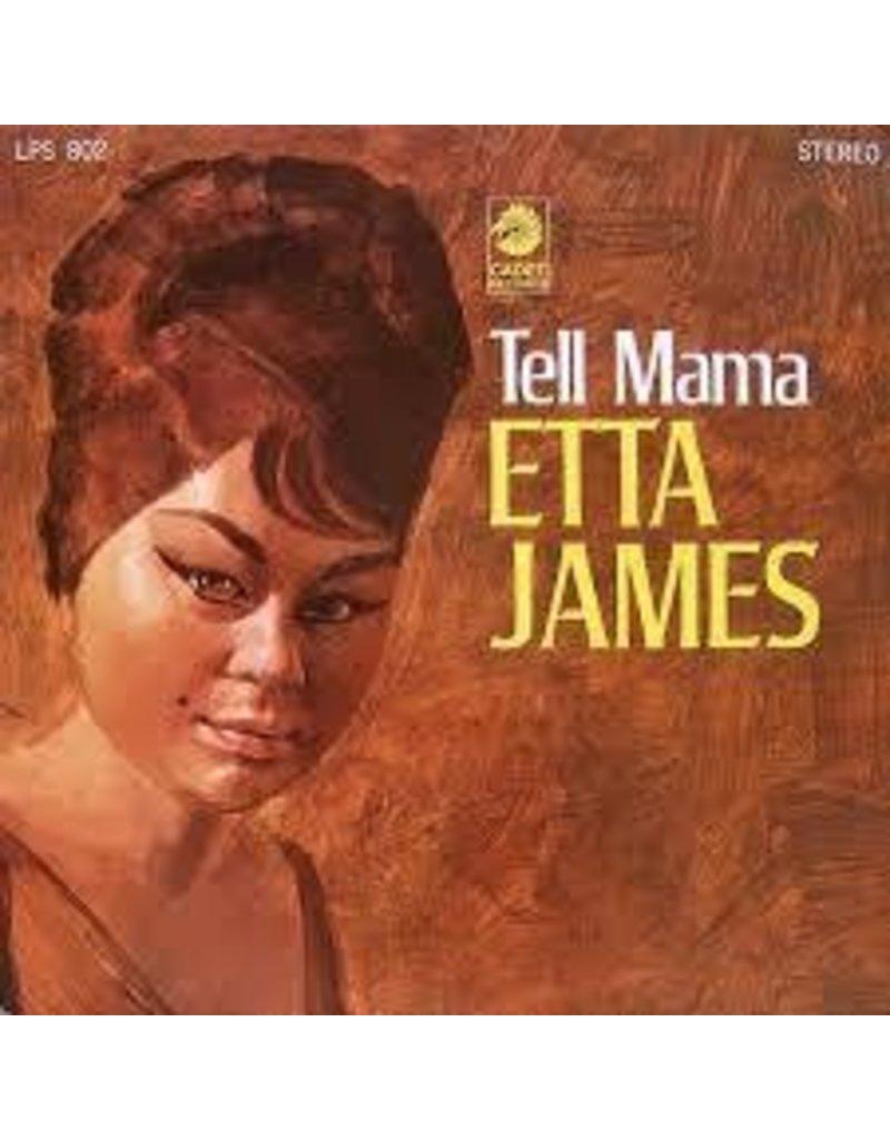 (LP) James, Etta - Tell Mama