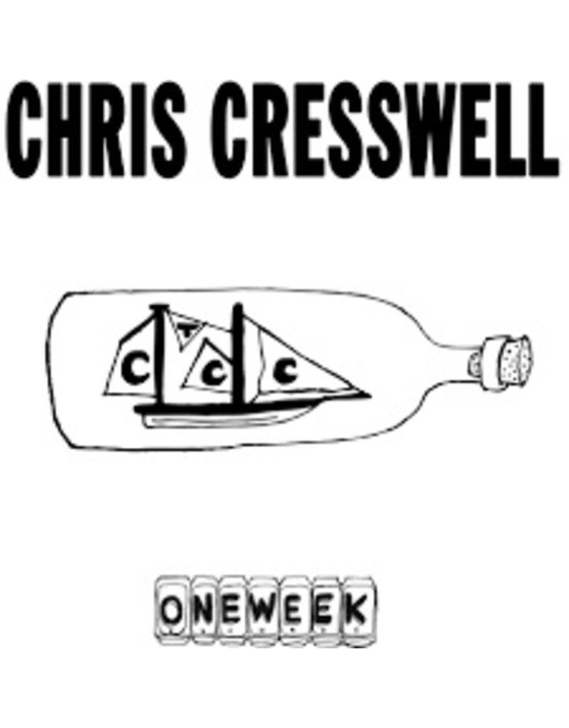 (LP) Chris Cresswell - One Week Record (DIS)
