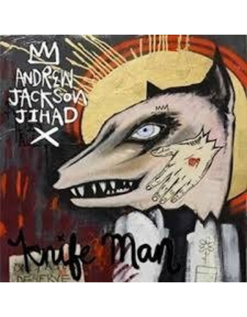 (LP) Andrew Jackson Jihad - Knife Man
