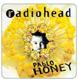 XL Recordings (LP) Radiohead - Pablo Honey
