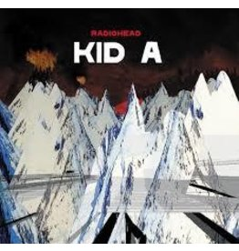 XL Recordings (LP) Radiohead - Kid A (2LP)