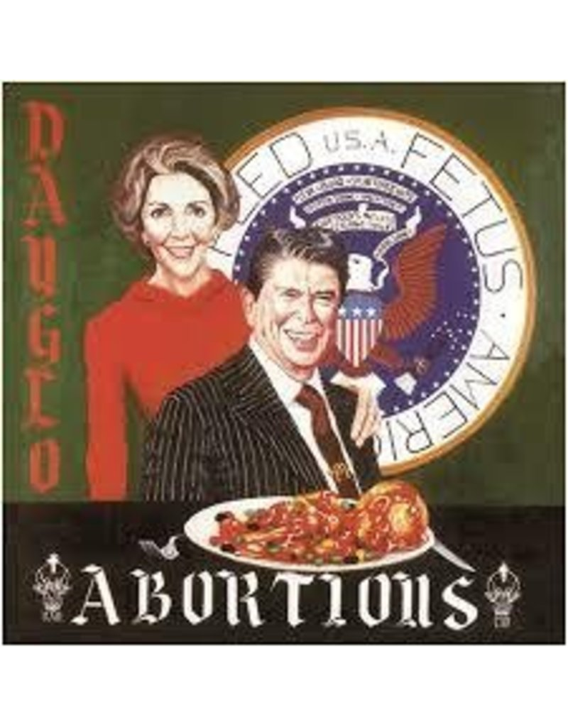 (LP) Dayglo Abortions - Feed Us A Fetus (Dlx/Gatefold/Remaster/Poster) (DIS)