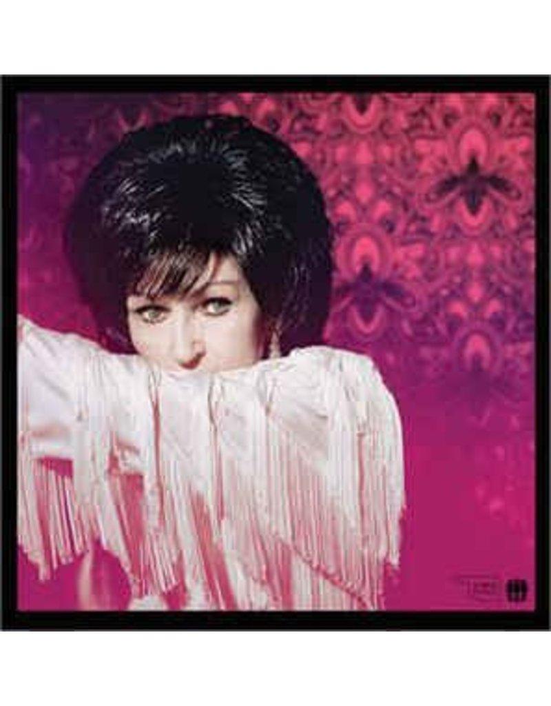 (LP) Jackson, Wanda - The Party Ain't Over (DIS)