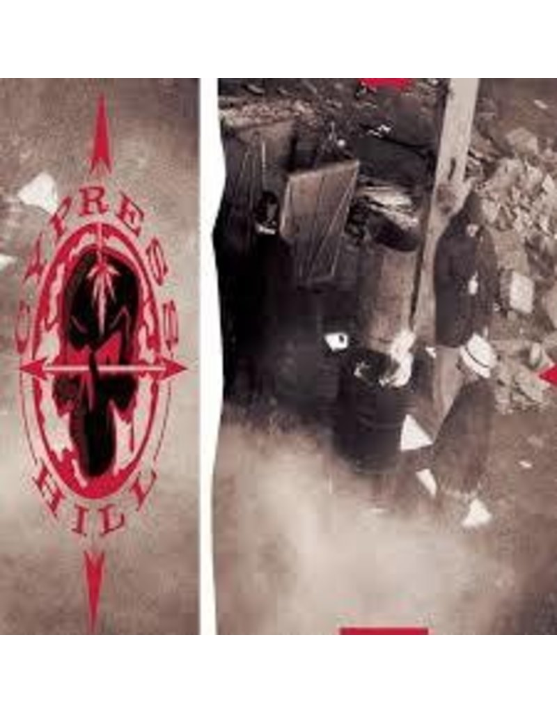 (LP) Cypress Hill - Self Titled20th Ann Ed (red vinyl)