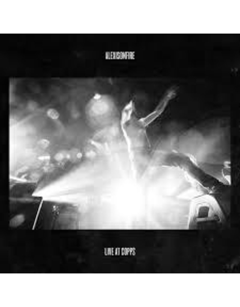 (LP) Alexisonfire - Live At Copps 3LP (DIS)