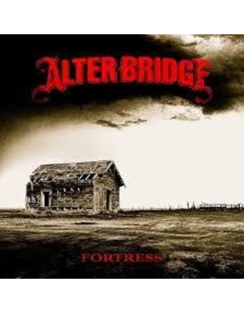 (LP) Alter Bridge - Fortress (2LP/import)