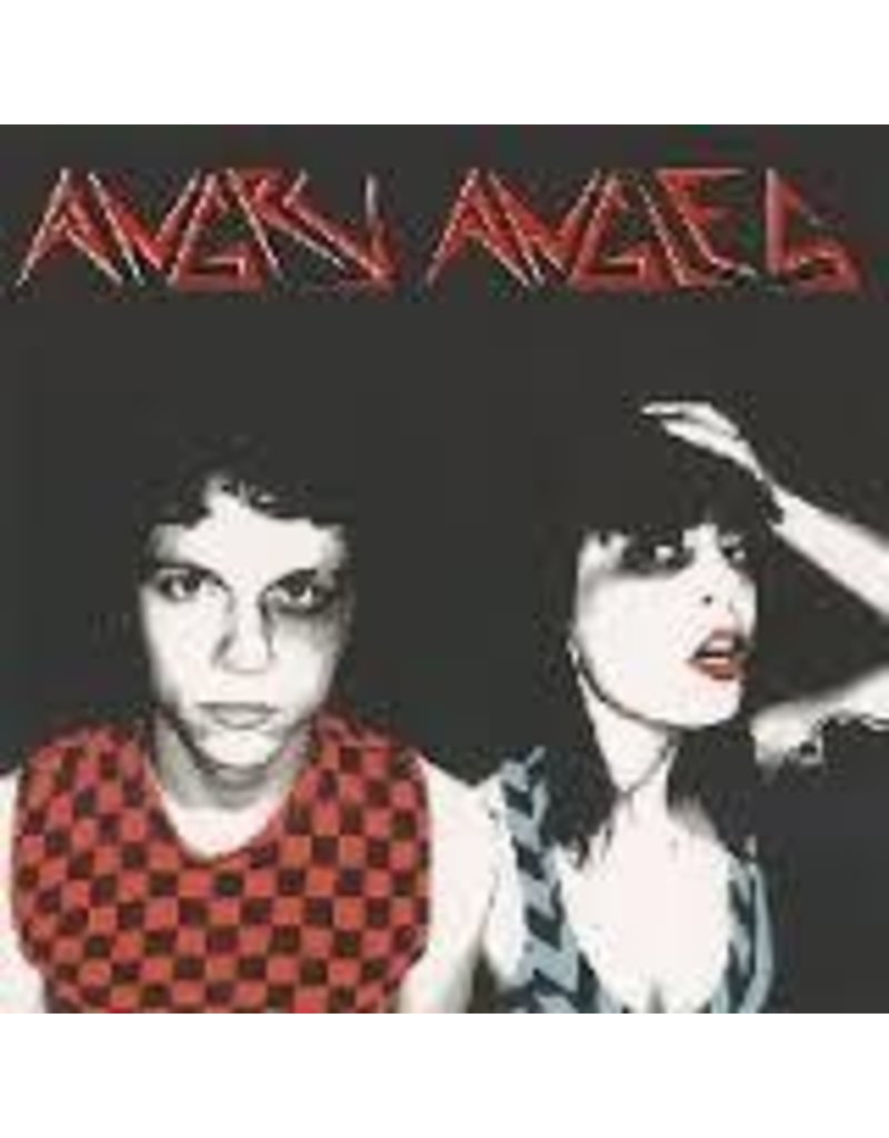 (LP) Angry Angles (J. Reatard / A. Brown) - Self Titled (Incl. Bonus Download) (DIS)