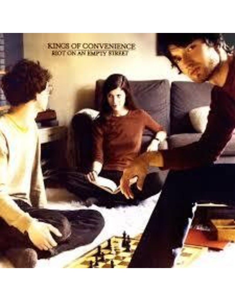 (LP) Kings Of Convenience - Riot on an Empty Street (DIS)