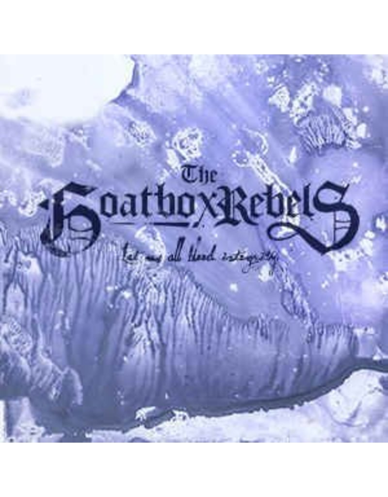 (CD) The Goatbox Rebel - Let Us All Bleed Integrity
