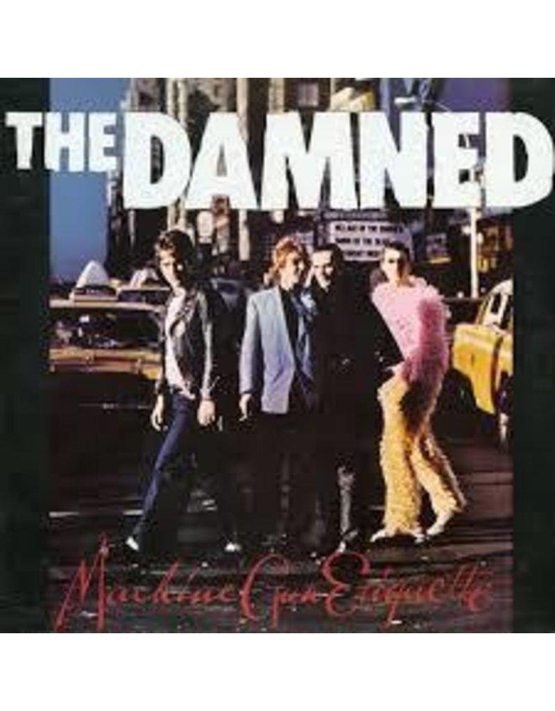 (LP) Damned - Machine Gun Etiquette (DIS)