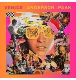 Steel Wool (LP) Anderson Paak - Venice