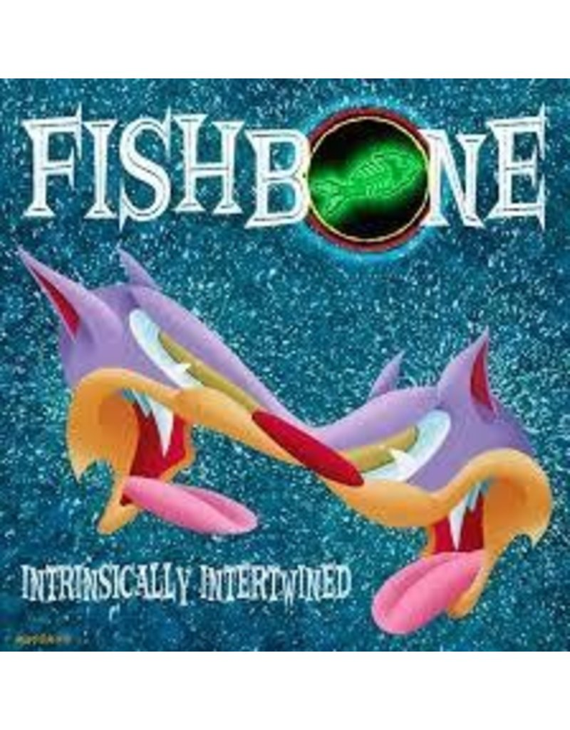 (LP) Fishbone - Intrinsically Interwinded