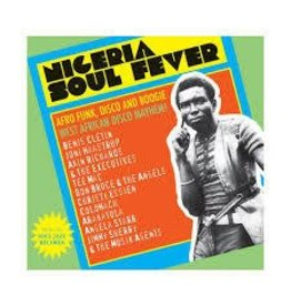 (LP) Various - Nigeria Soul Fever - Afro Funk, Disco (3LP)