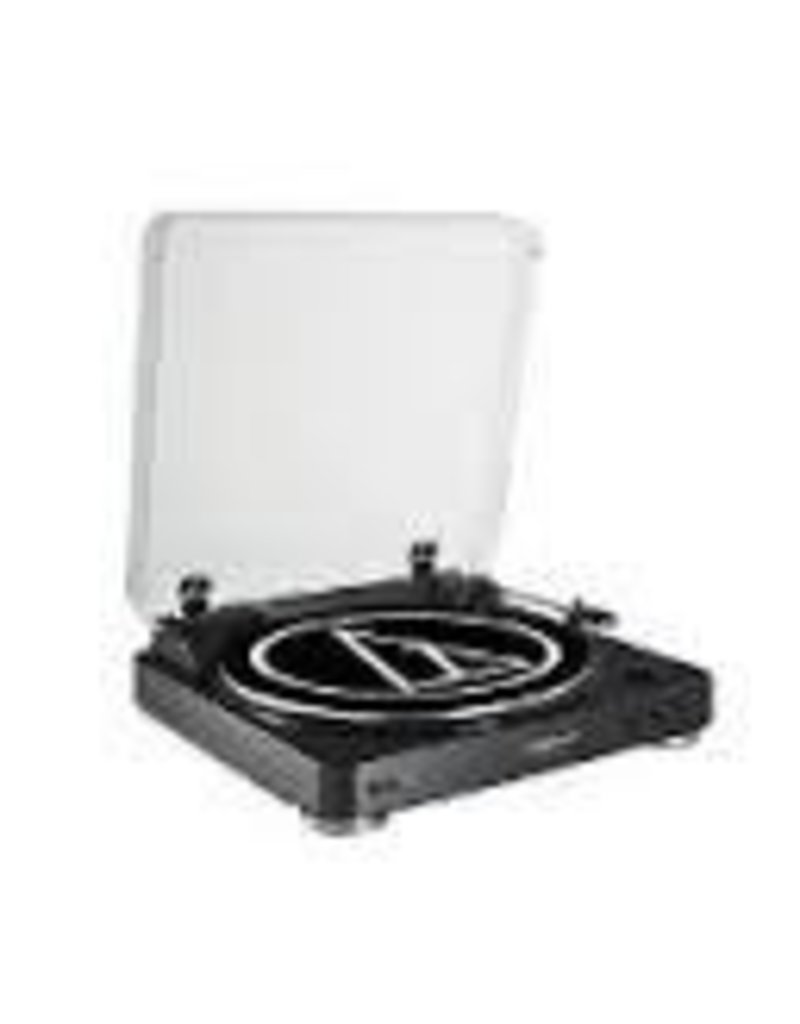Audio Technica Turntable ATLP60BKUSB (black)