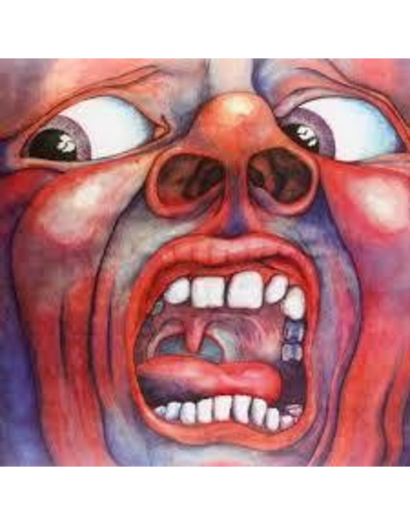 (LP) King Crimson - In the Court of the Crimson King (200 gram) (DIS)