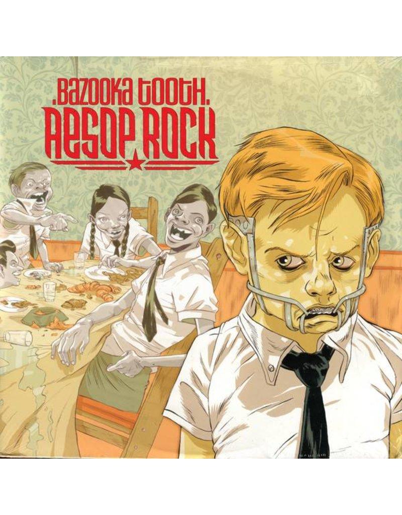 (LP) Aesop Rock - Bazooka Tooth (3LP)