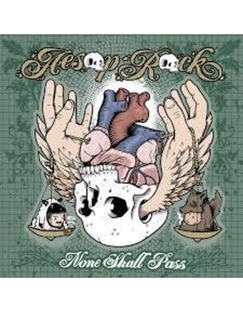 (LP) Aesop Rock - None Shall Pass