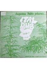 (LP) Augustus Pablo - Presents...Ital Dub mixed by King Tubby