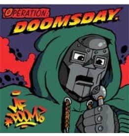 Metal Face (LP) Mf Doom - Operation Doomsday (Original Cover)