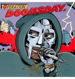 (LP) MF Doom - Operation Doomsday (DIS)