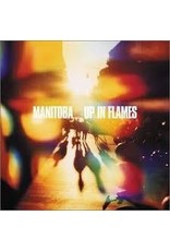(LP) Caribou - Up In Flames (includes CD) (DIS)