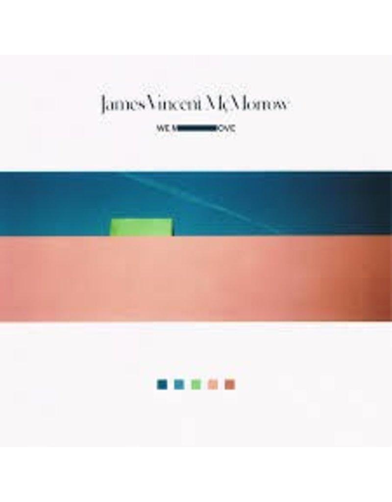 (LP) McMorrow, James Vincent - We Move