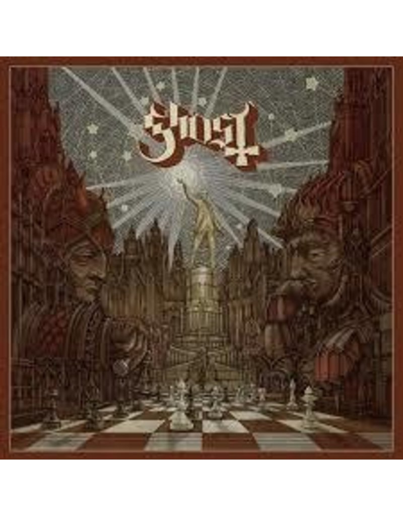 (LP) Ghost - Popestar EP