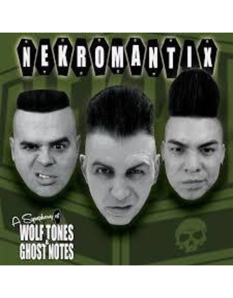 (LP) Nekromantix - A Symphony Of Wolf Tones & Ghost Notes (colour)