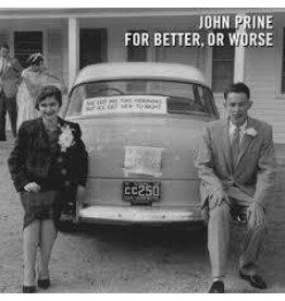 (LP) John Prine - For Better or Worse