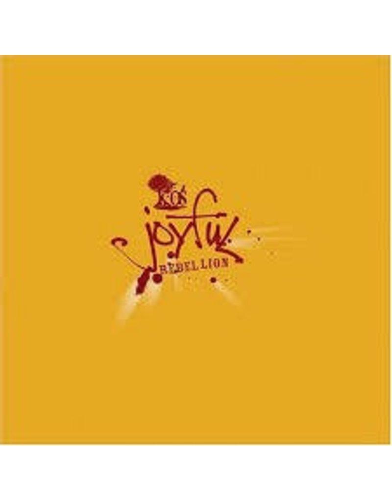 (LP) K-Os - Joyful Rebellion (Clear/Mustard/Oxblood Splatter vinyl)