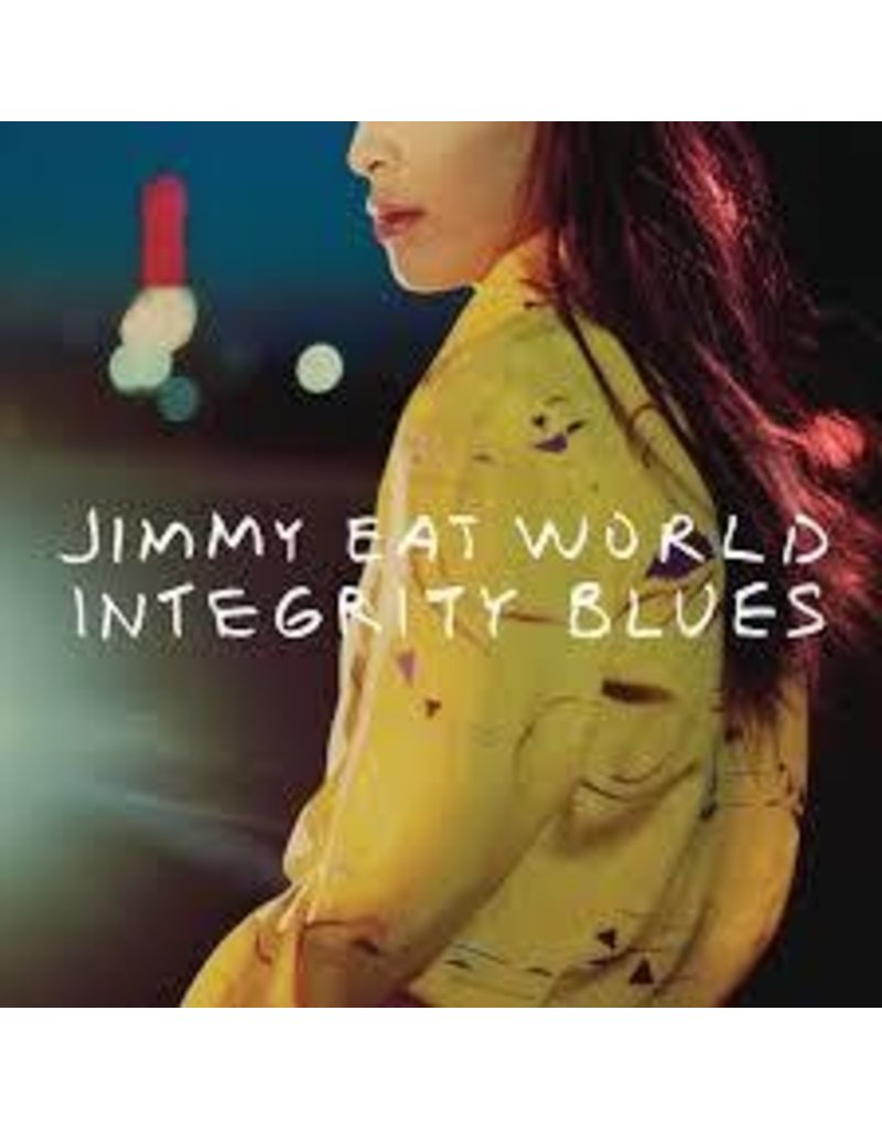 (CD) Jimmy Eat World - Integrity Blues