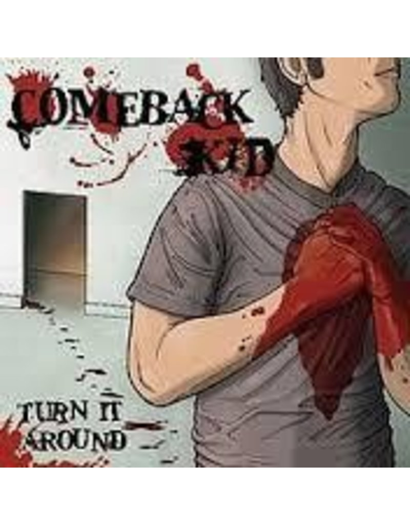 (LP) Comeback Kid - Turn It Around (Ltd/Color/Download) (DIS)