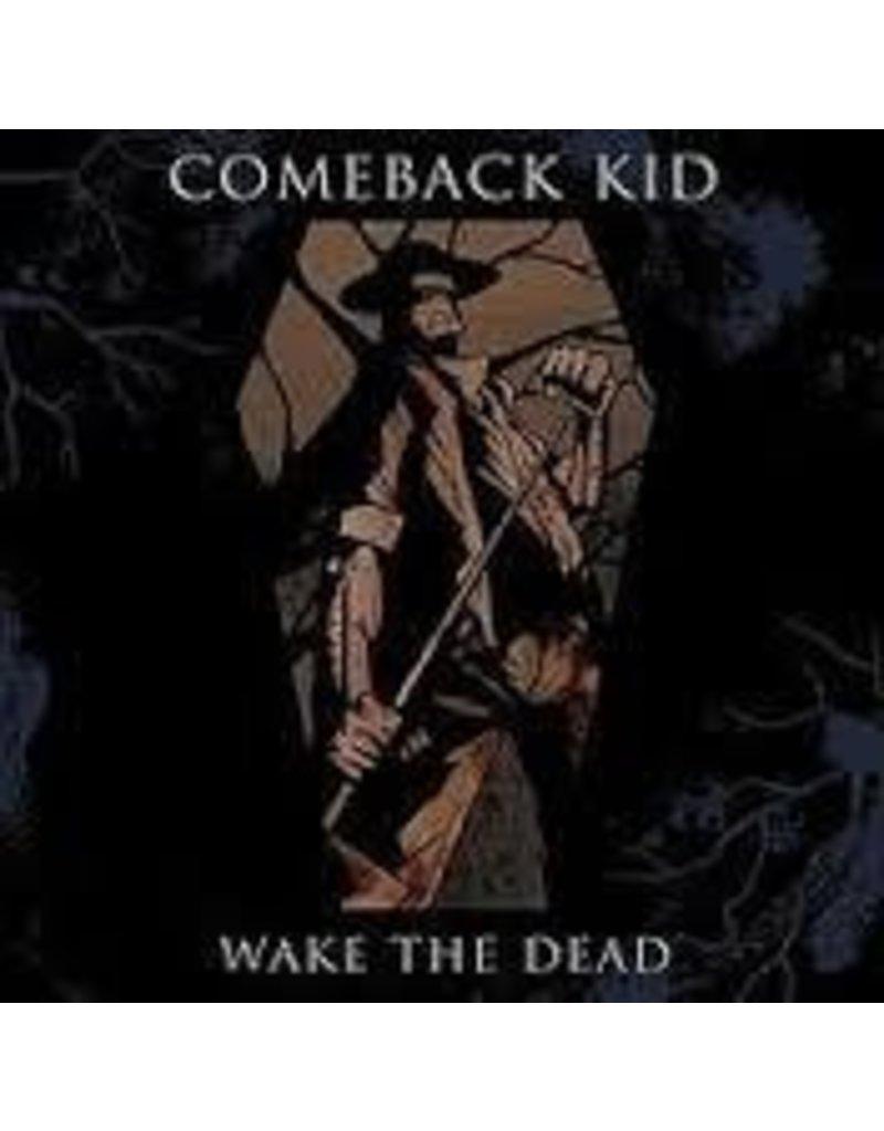 (LP) Comeback Kid - Wake The Dead (DIS)