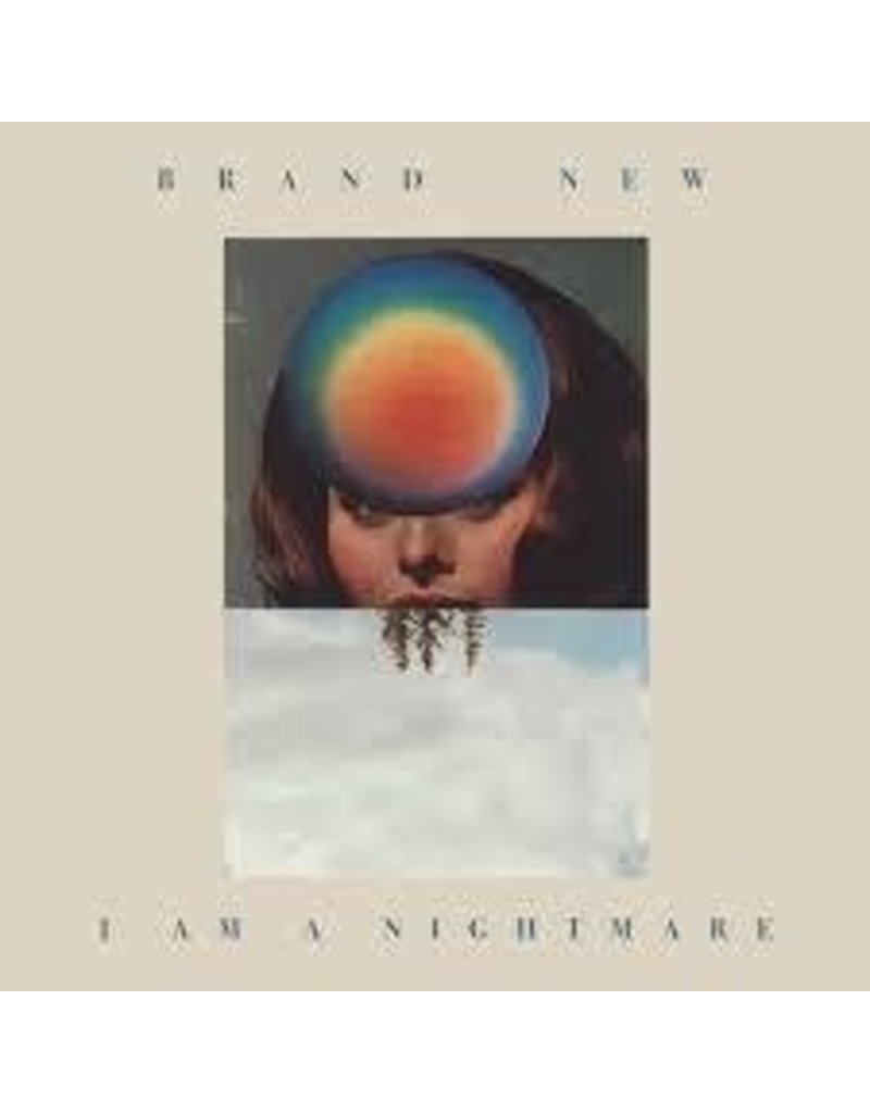 "(LP) Brand New - I Am A Nightmare 12"" (Etched B-Side/Download)"