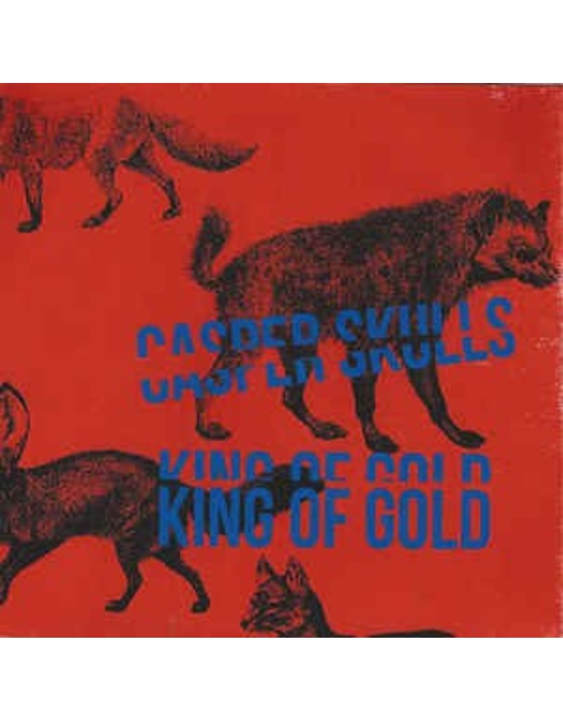 "(LP) Casper Skulls - King Of Gold (7"")"