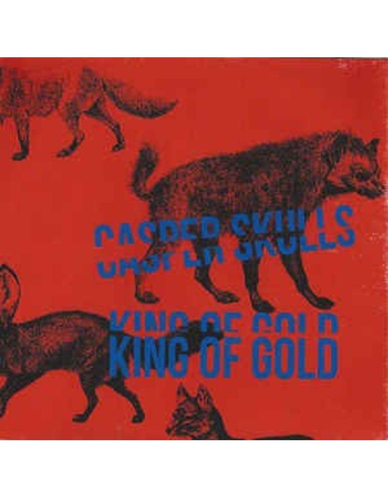 "(LP) Casper Skulls - King Of Gold (7"")"
