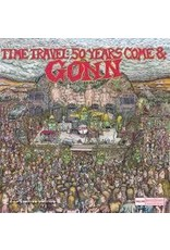 (LP) Gonn - Time Travel: 50 Years Come & GONN (2LP/Deluxe) BF16