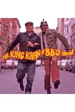 (LP) King Khan & BBQ Show - Self Titled (reissue-7 bonus tracks) (2LP)