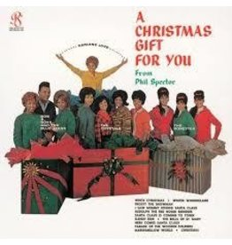 (LP) Phil Spector - A Christmas Gift For You From