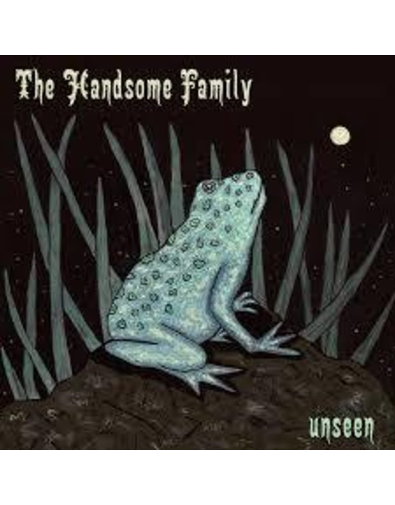 (LP) Handsome Family - Unseen