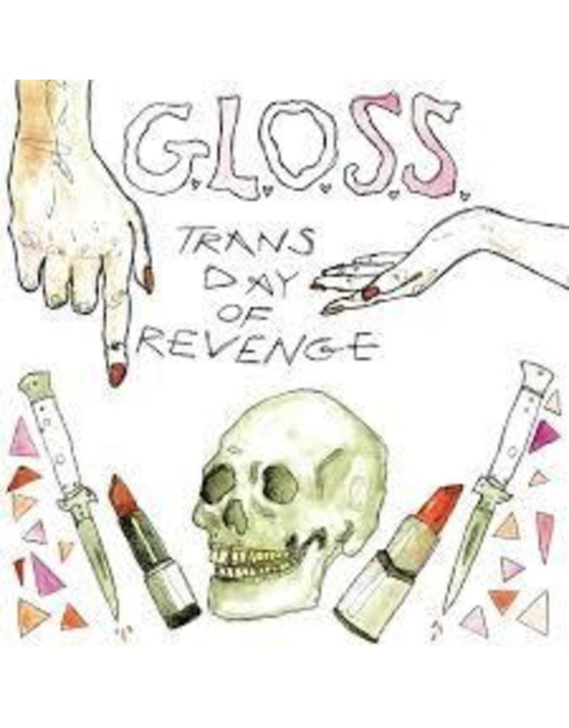 """(LP) GLOSS - Trans Day Of Revenge 7"""""""