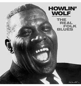 Dol (LP) Howlin Wolf - Real Folk Blues (180g) (Pic Disc) (DIS)