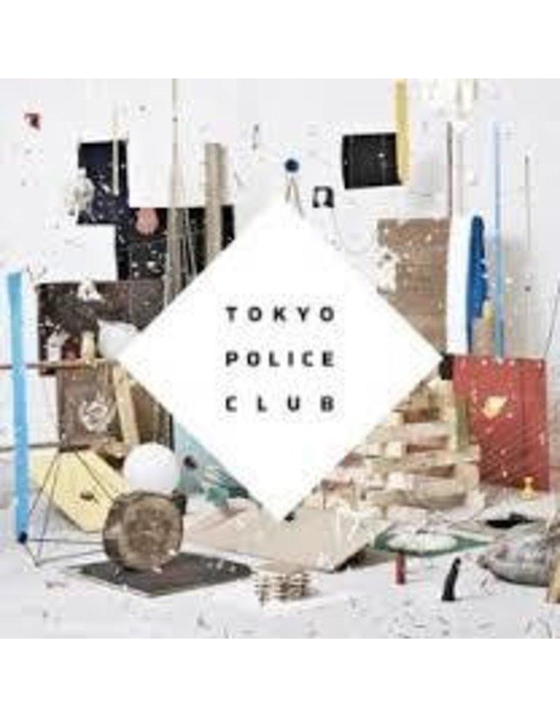 (LP) Tokyo Police Club - Champ (Clear) (DIS)
